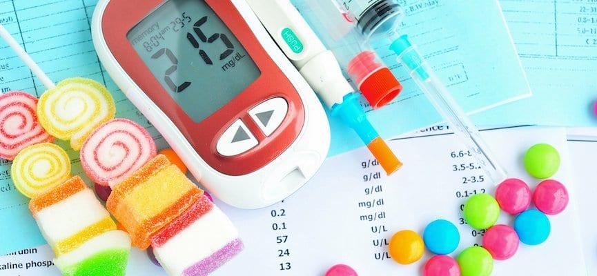 Penyakit diabetes melitus adalah penyakit gangguan kadar gula darah.