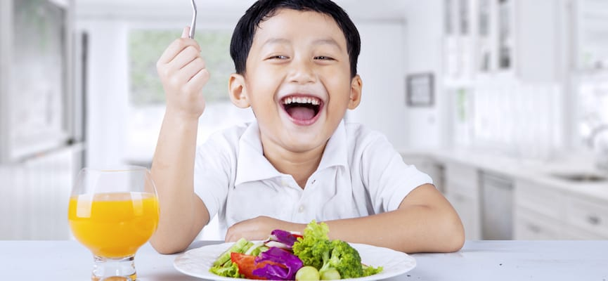 doktersehat-anak-makan-sayur