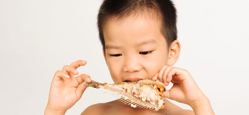 Anak Harus Diajari Mengunyah Dengan Kedua Sisi Gigi