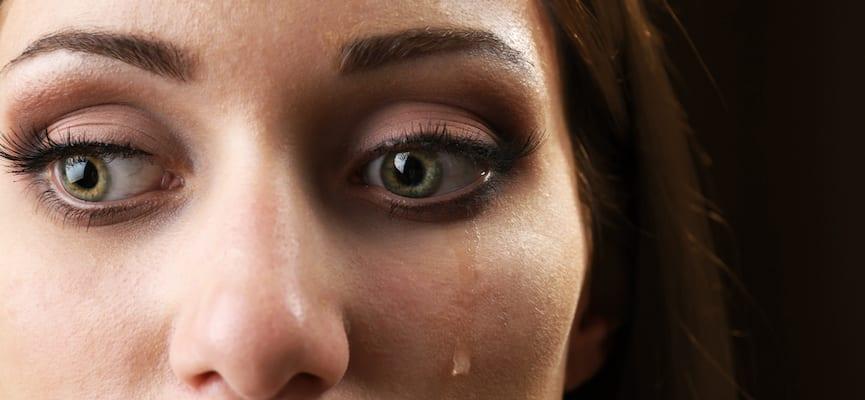 Mata Berair Terus Menerus