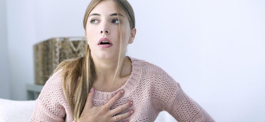 Serangan Asma – Pengenalan Tanda Awal