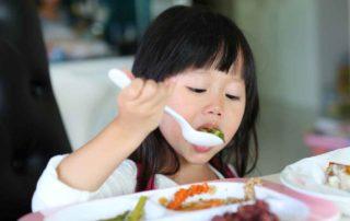 Anak Banyak Makan Tetapi Tetap Kurus, Mungkin Ini Penyebabnya