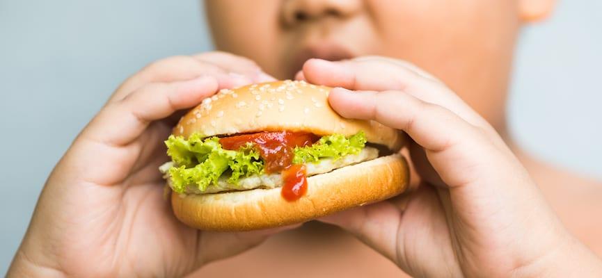 doktersehat-anak-makan-burger-junk-food