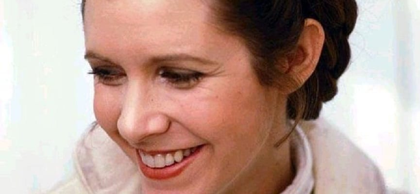 Mengenang Carrie Fisher Sebagai Pejuang yang Melawan Stigma Pada Penderita Bipolar