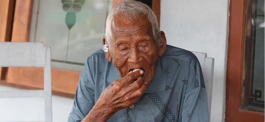 Manusia Tertua di Dunia Asal Sragen Ini Akhirnya Berpulang