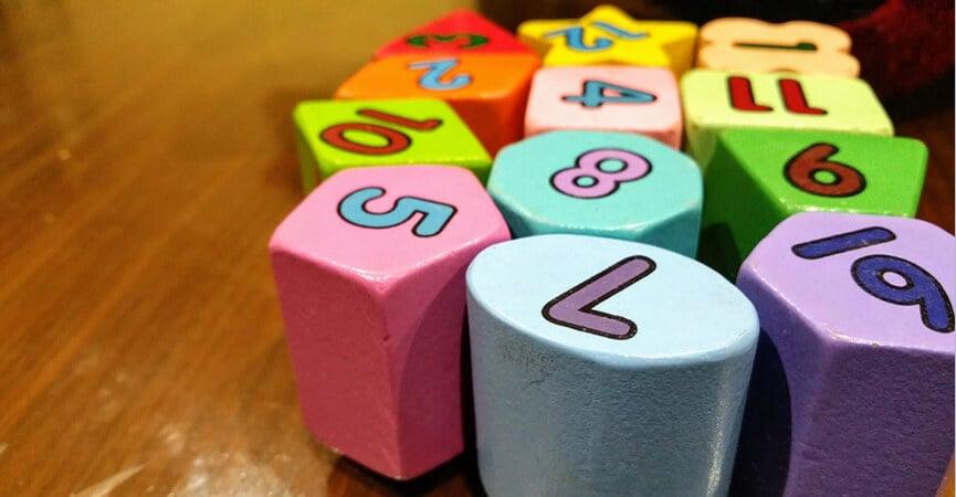 5 Cara Mudah Mengajarkan Angka pada Anak