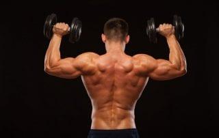 10 Cara Membentuk Otot Bahu yang Bikin Kekar (Mudah dan Cepat)
