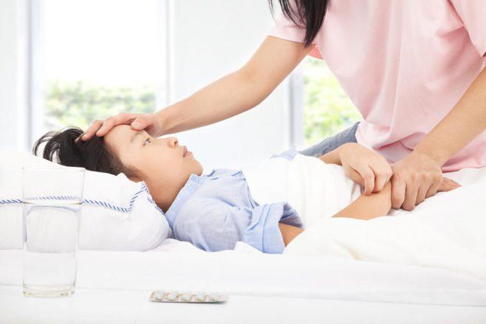 doktersehat tipes pada anak