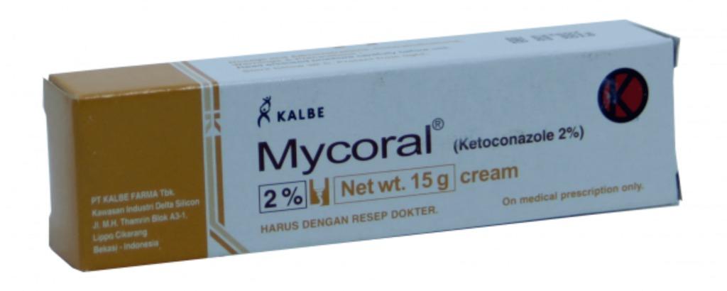 Mycoral – Manfaat, Dosis, dan Efek Samping