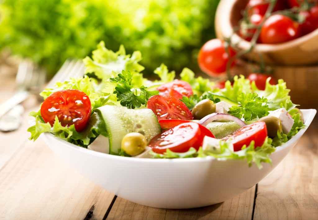 Resepi Salad Ayam Atkins (Chicken Grill Salad)