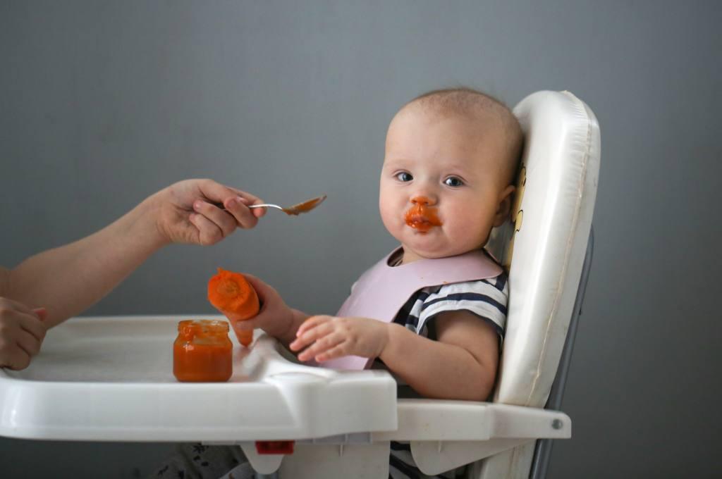 7 Makanan Untuk Bayi Yang Baru Tumbuh Gigi Bunda Harus Tahu