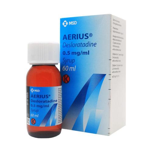 Aerius Sirup 60 Ml