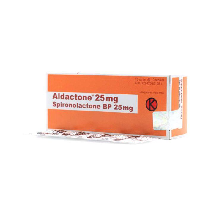 obat dan vitamin Doktersehat_com Aldactone 25 mg Tab