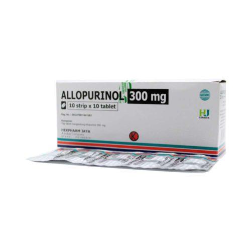 Allopurinol 300 Mg Tab Hexp