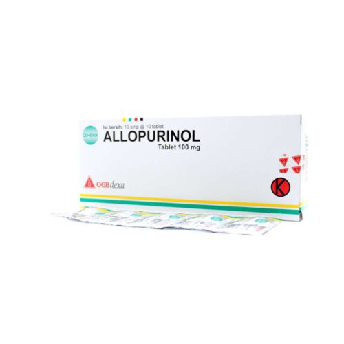 Allopurinol 100 Mg Dexa