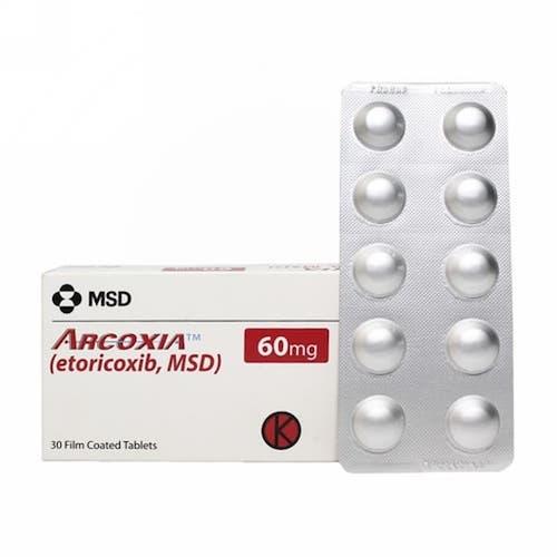 Arcoxia 60 Mg Tab