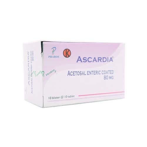 Ascardia 80 Mg Tab