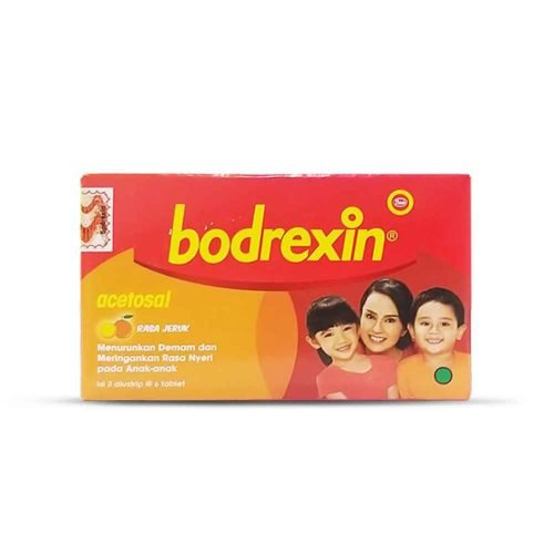 Bodrexin Tab