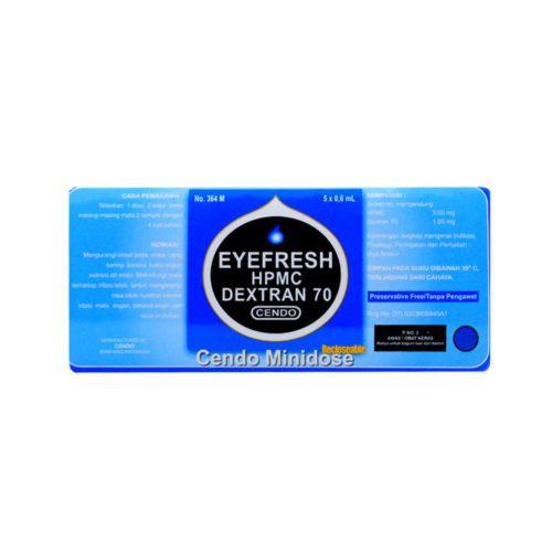 Cendo Eyefresh Minidose 0,6 Ml