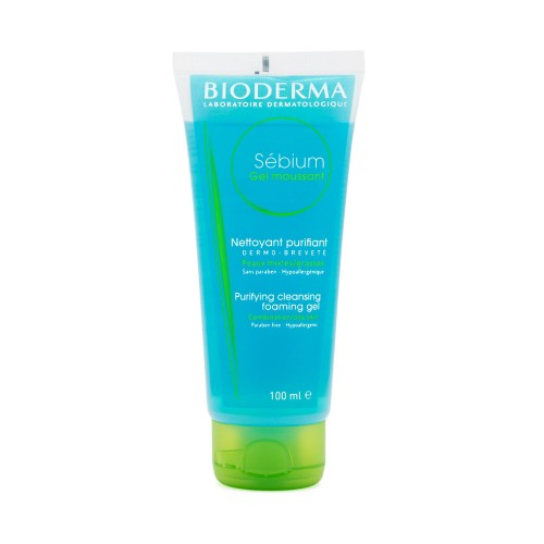 Bioderma Sebium Gel Moussant/Foaming Gel 100 Ml