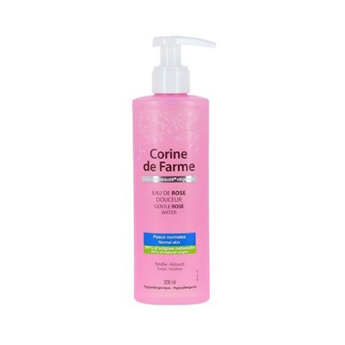 CORINE DE FARME Gentle Rose Water 200 Ml