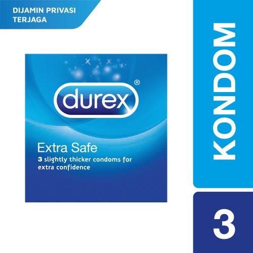 Durex Extra Safe 3'S