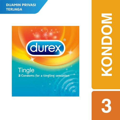 Durex Tingle 3'S