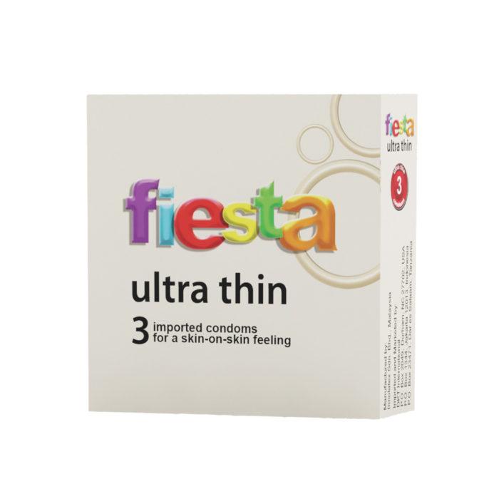 Fiesta Ultra Thin 3'S