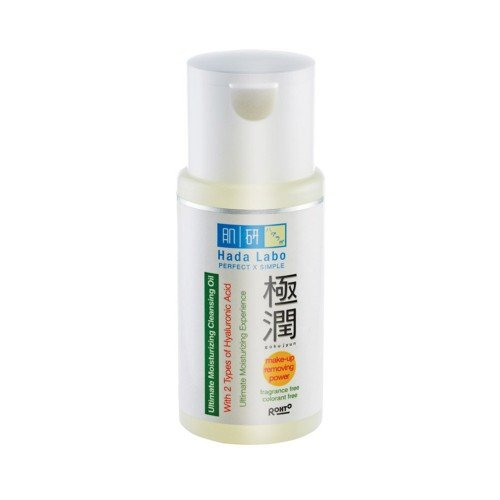 Hada Labo Gokujyun MA Cleansing Oil 100 Ml
