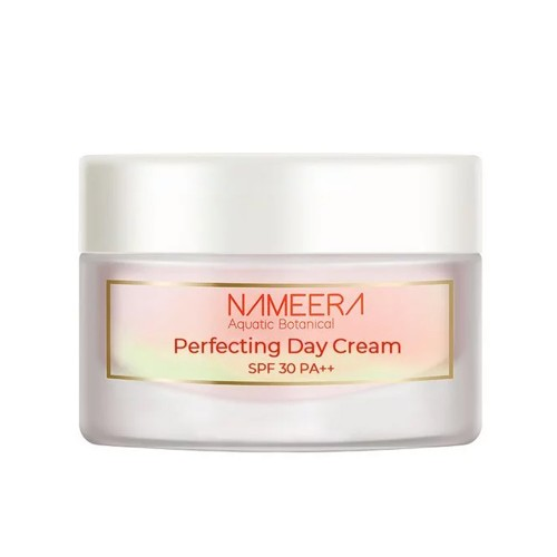 Nameera Aquatic Botanical Perfecting Day Cream SPF 30 50 Gr