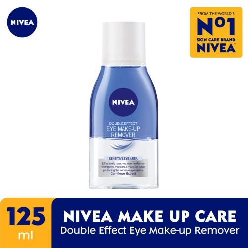 Nivea Double Effect Eye Make Up Remover