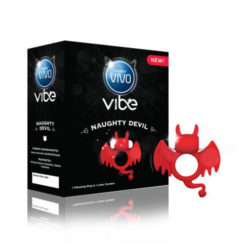 Vivo Naughty Devil (Red) 1'S