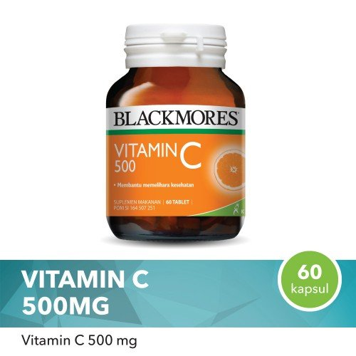 Blackmores Vitamin C 500mg 60'S