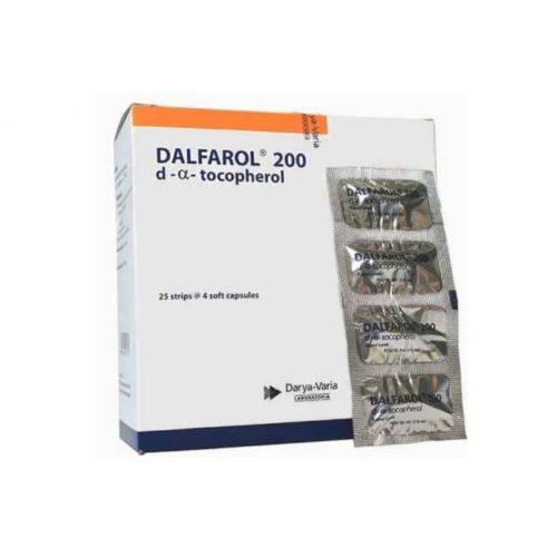Dalfarol 200 Soft Capsul