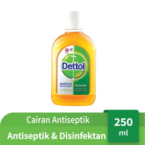 Dettol Antiseptik 250ml