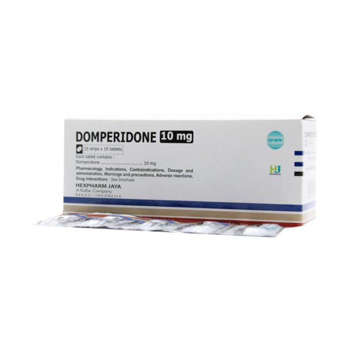 Domperidone 10mg Tab Hexp