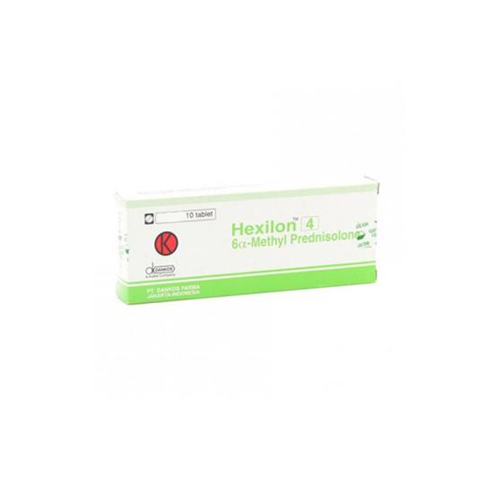 Hexilon 4 Mg Kaplet