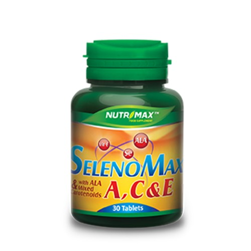 Nutrimax Selenomax A,C, & E with Ala 30'S