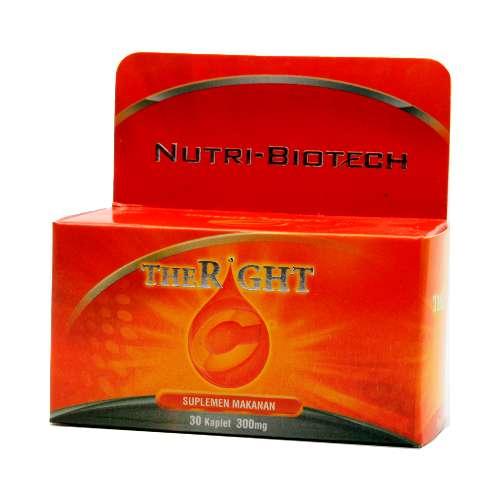 Nutri Biotech The Right C 300mg