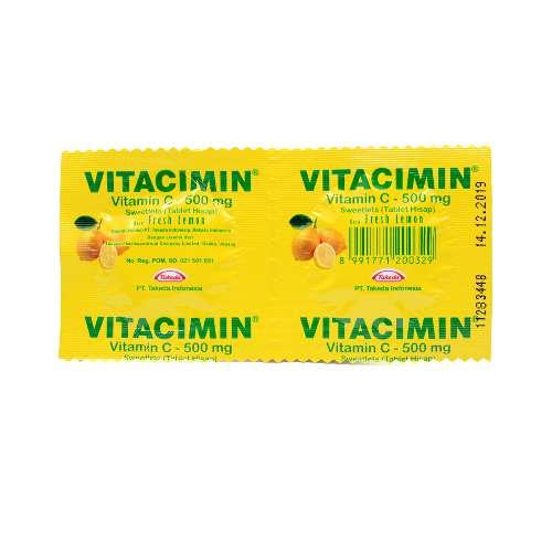 Vitacimin Fresh Lemon Strip