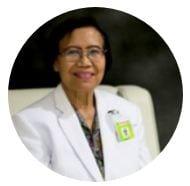Prof. Dr. drg. Dewi Nurul Mustaqimah, Sp.Perio (K) MS