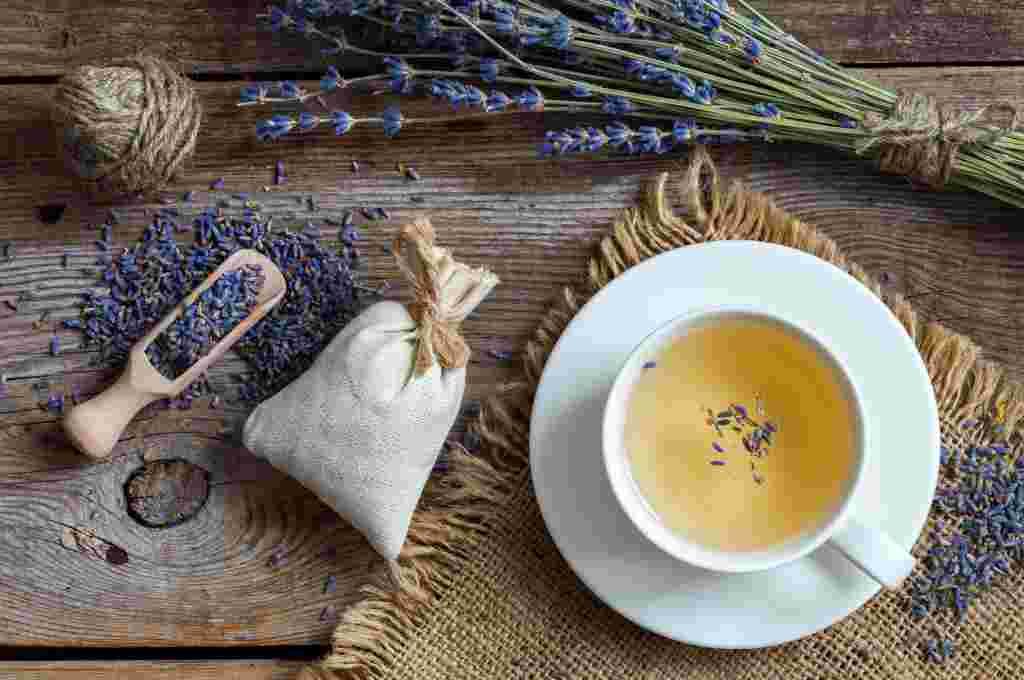 10 Manfaat Teh Lavender bagi Kesehatandan Kandungannya