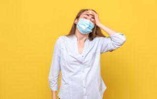 10 Gejala Virus Corona Varian Baru yang Perlu Anda Kenali!